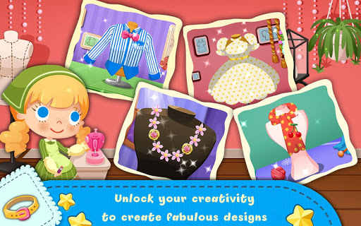 Candy's Boutique для планшетов на Android
