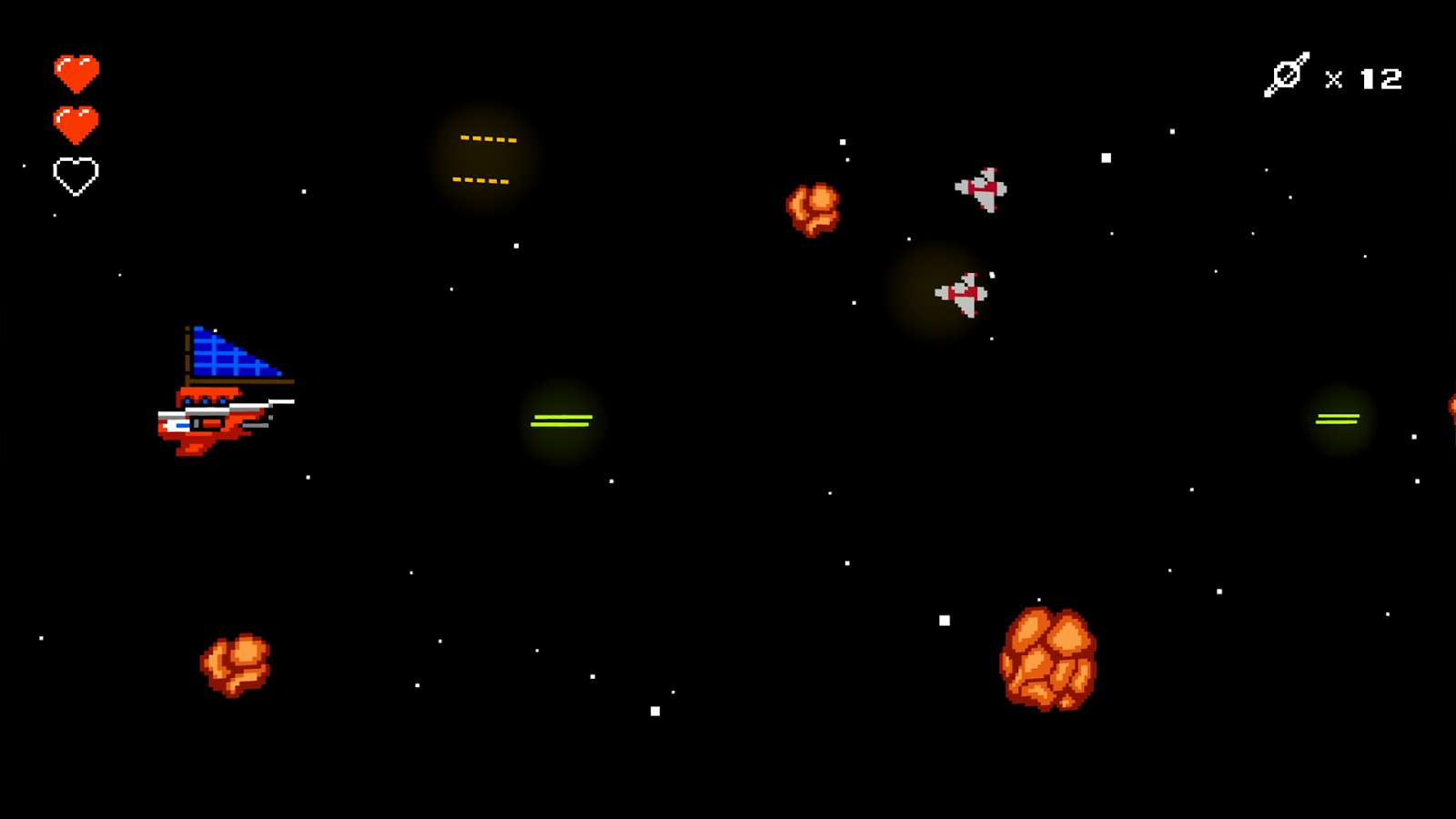 Rocketboat - Pilot- screenshot