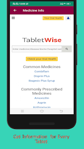 Medicine Inquiry – Check your Medical info App Download For Android 5