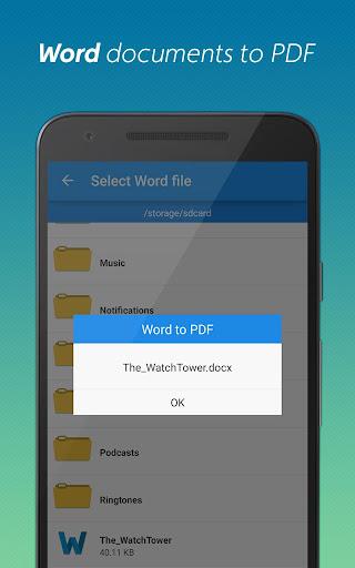 Screenshot for PDF converter pro & PDF editor - pdf merge in Hong Kong Play Store
