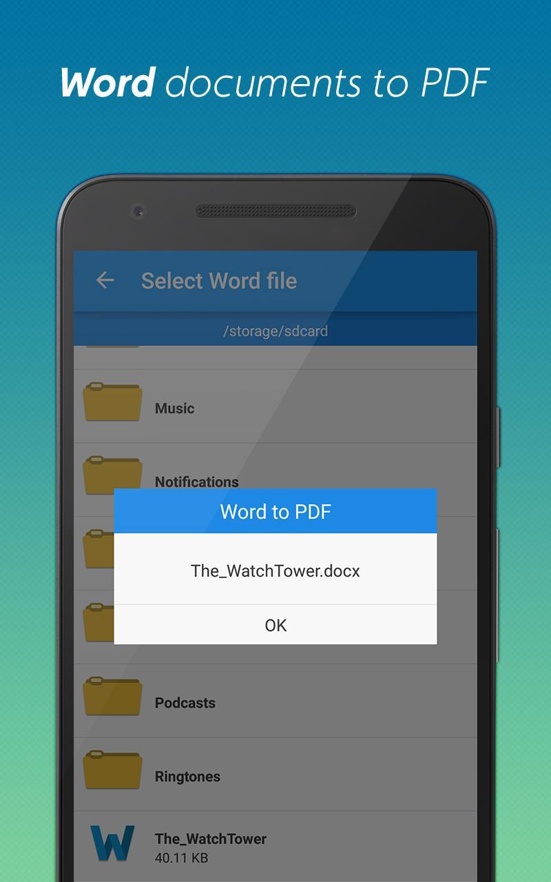 PDF converter pro & PDF editor - pdf merge Screenshot 1