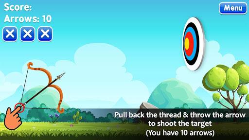 Archery Arrow Shooting