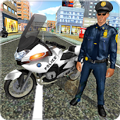 Police Bikes - Criminal Escape & Gangster Chase