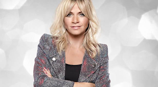 Zoe Ball 'grateful' she got to say goodbye to late partner