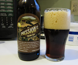 Photo: Mission Street Brown Ale