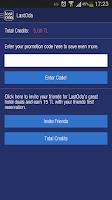 Screenshot of LastOda - Last Minute Booking