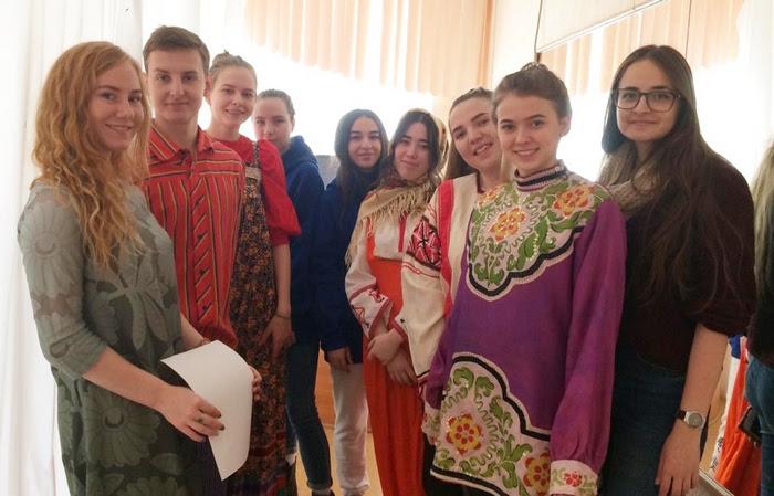 Волонтеры ВГИИК устроили праздник для детей с ограниченными возможностями здоровья