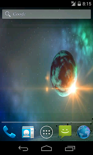 Space Planetary Wallpaper