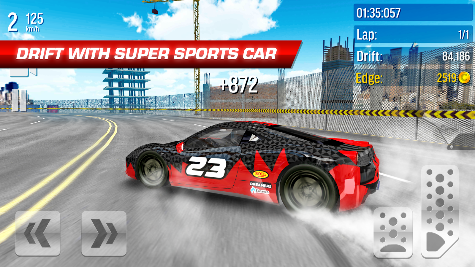 Drift Max City - Car Racing in City- screenshot