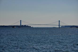 Photo: Verrazano Narrows Bridge
