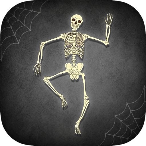 Talking Skeleton Icon