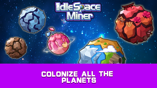 Idle Space Miner - Idle Cash Mine Simulator 1.3.4 screenshots 4