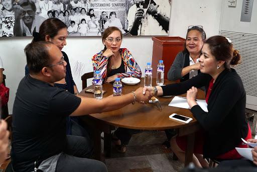 Why is CHR silent on Terrorist NPA Attacks, recruitment of minors