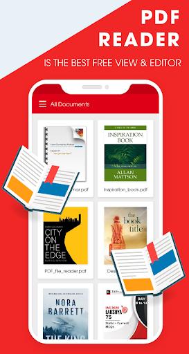 PDF Reader , PDF Viewer & PDF Files Manager  screenshots 3