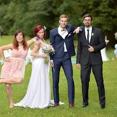 Photographe de mariage Petra Bártová (pmphotography). Photo du 07.10.2018