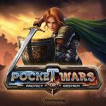 Pocket Wars: Protect or Destroy Icon