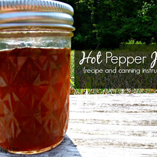Canned Hot Pepper Mix Recipes