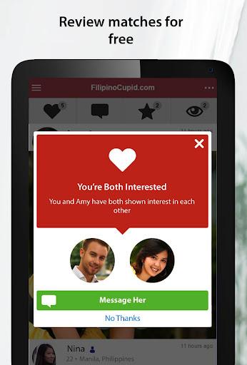 FilipinoCupid - Filipino Dating App 3.1.5.2411 screenshots 7