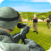 Commando Terrorist Strike : Sniper Shooting Game
