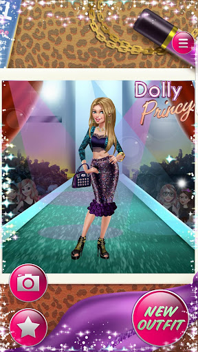 Dress up Game: Sery Runway 1.1 screenshots 4