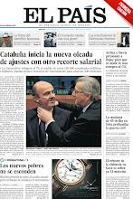 Photo: Cataluña inicia la nueva oleada de ajustes con otro recorte salarial. Mira nuestra portada del martes 13 de marzo http://srv00.epimg.net/pdf/elpais/1aPagina/2012/03/ep-20120313.pdf