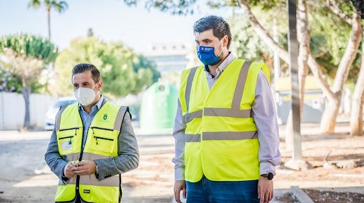 Placas solares en edificios municipales para reducir la huella de Carbono