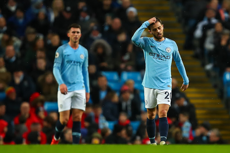Bernardo Silva and the rest of his Manchester City teammates were left scratching their heads after their loss to Crystal Palace in the Premier League on Saturday.