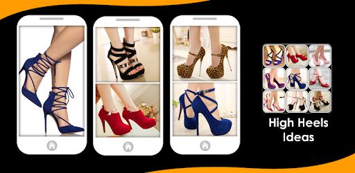 Приложения в Google Play – <b>High Heel</b> Ideas