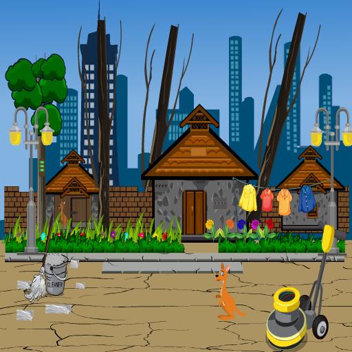 Kangaroo Rescue 冒險 App LOGO-硬是要APP