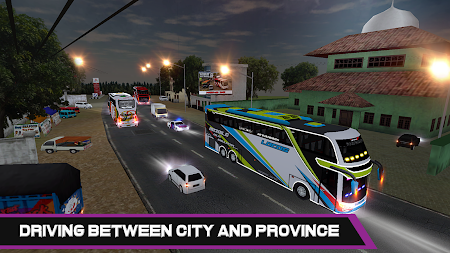 Mobile Bus Simulator APK screenshot thumbnail 6