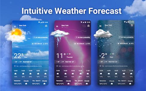 الطقس – تنبيهات الطقس المحلية والرادار 1