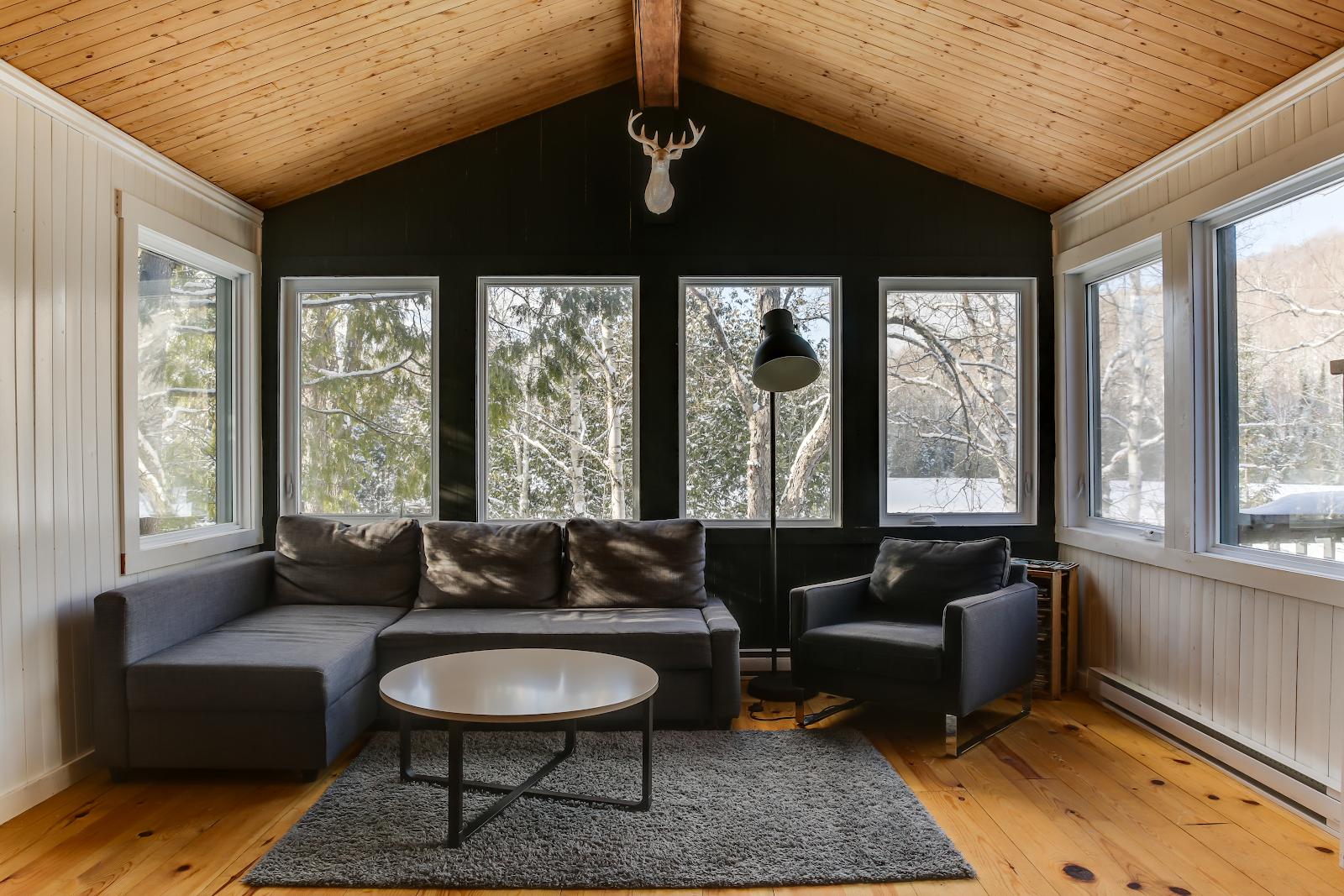 Cottages for rent for telework in Quebec #7