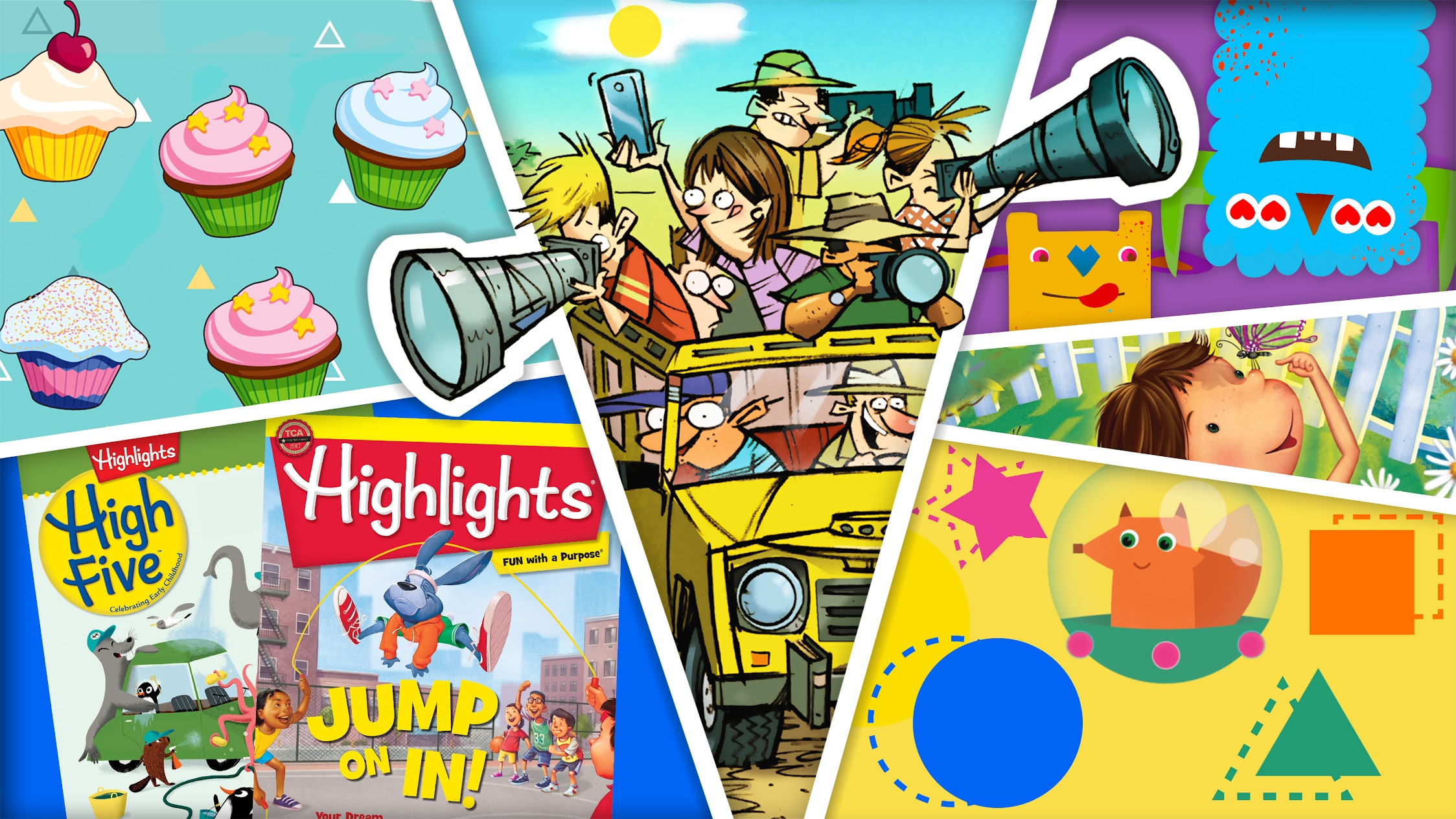 Highlights for Children, Inc.