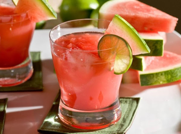 Watermelon Daiquiri Recipe
