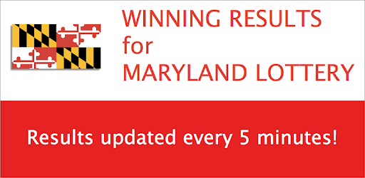 md lottery results