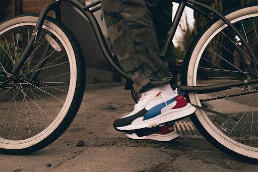 Meet the Young Creators Flexing PUMA's Wild Rider Sneaker