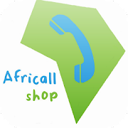 AfriCallShop - International Calls