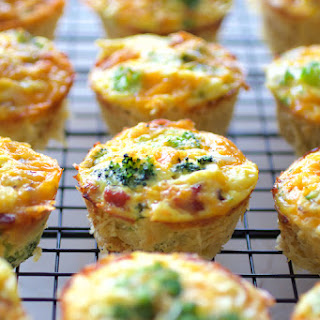 Light Vegetable Quiche Recipes