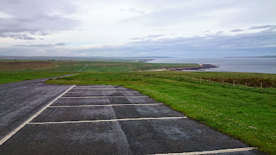Photo: Most NE point in the UK - looking towards JoG