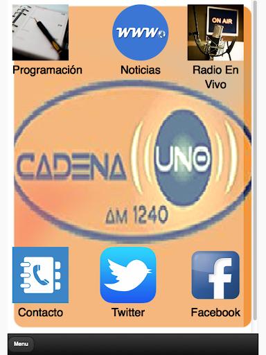 Radio Cadena Uno AM1240