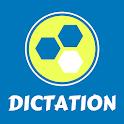 Dictation icon