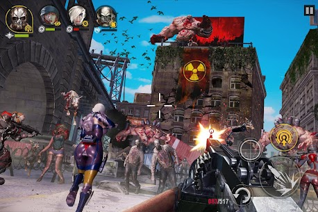 DEAD WARFARE: Zombie (MOD, Many Ammo / Health) 4
