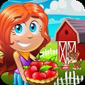 Farm Sim Story Hay Villa Day icon