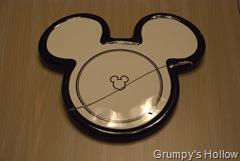 Broken Disney Trivet