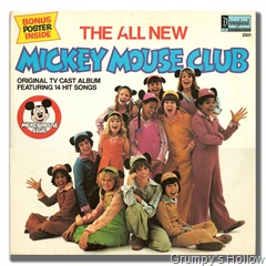 The All New Mickey Mouse Club (Front Cover)