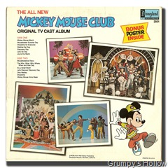 The All New Mickey Mouse Club (Back Cover)