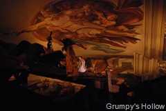 Painting of the Cistine Chapel