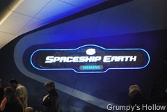 Space Ship Earth Sign