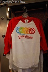 Epcot Shirt @ Mouse Gear