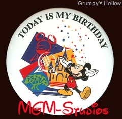 MGM-Studios Birthday Button